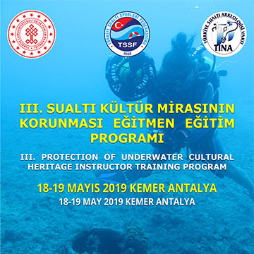 III. PROTECTION OF UNDERWATER CULTURAL HERITAGE INSTRUCTOR TRAINING PROGRAM