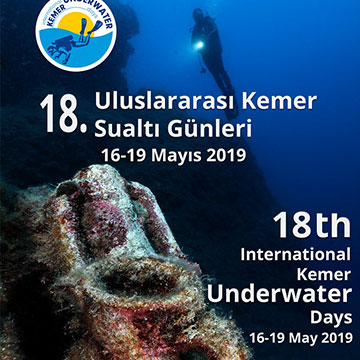 18th International Kemer Underwater Days